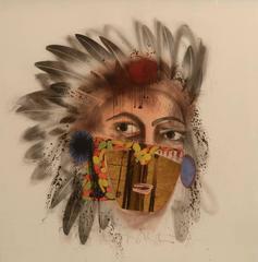 La Junta Indian Drawing I