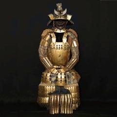 Gold Samurai Armor