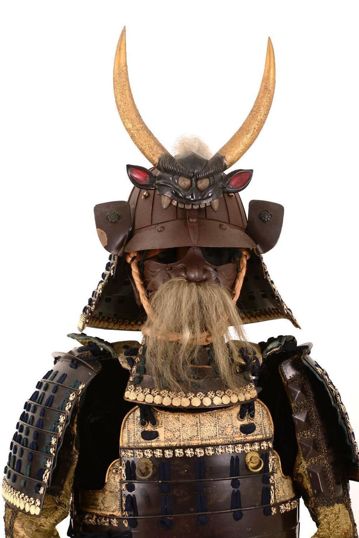 Katchu Shi Hosokawa Clan Samurai Armor For Sale At 1stdibs