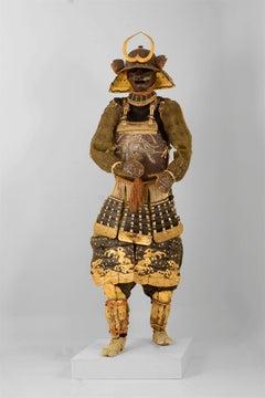 Spectacular Samurai armor from Kaga Province