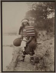 Photograph of a Samurai