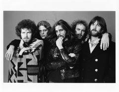 "Eagles, 8x10"", Vintage Silver Gelatin Print"