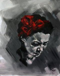Flamenco Dancer's Portrait