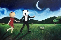 Frolicking by Moonlight