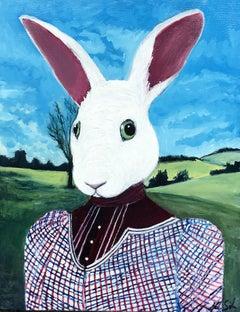 Portrait of Lady Rabbit