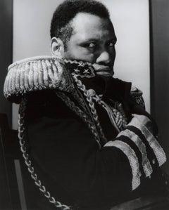 "Paul Robeson as ""The Emperor Jones"""