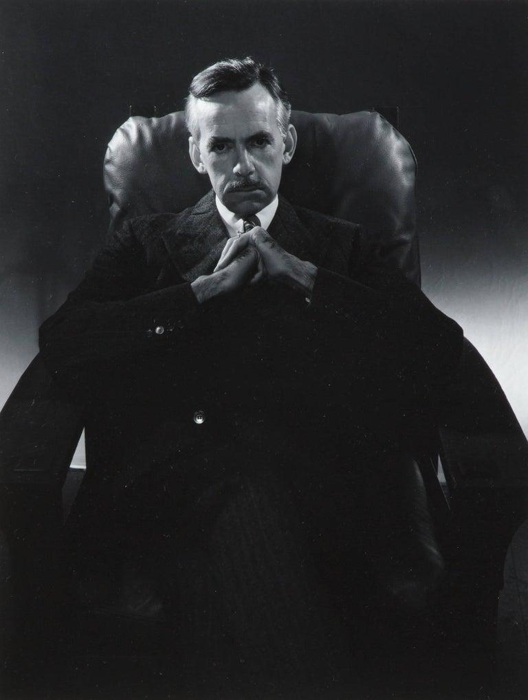 Edward Steichen Portrait Photograph - Eugene ONeill