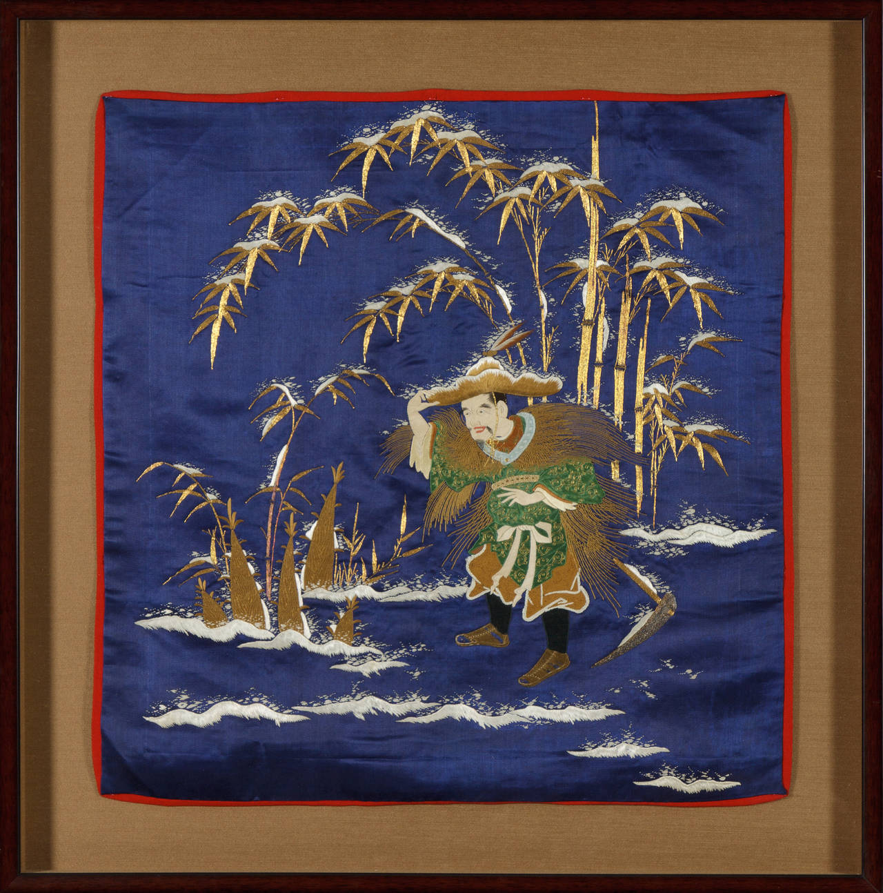 Dutiful Son/Japanese Fukusa For Sale 1