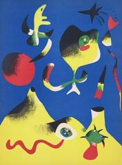 Joan Miró - L'Air