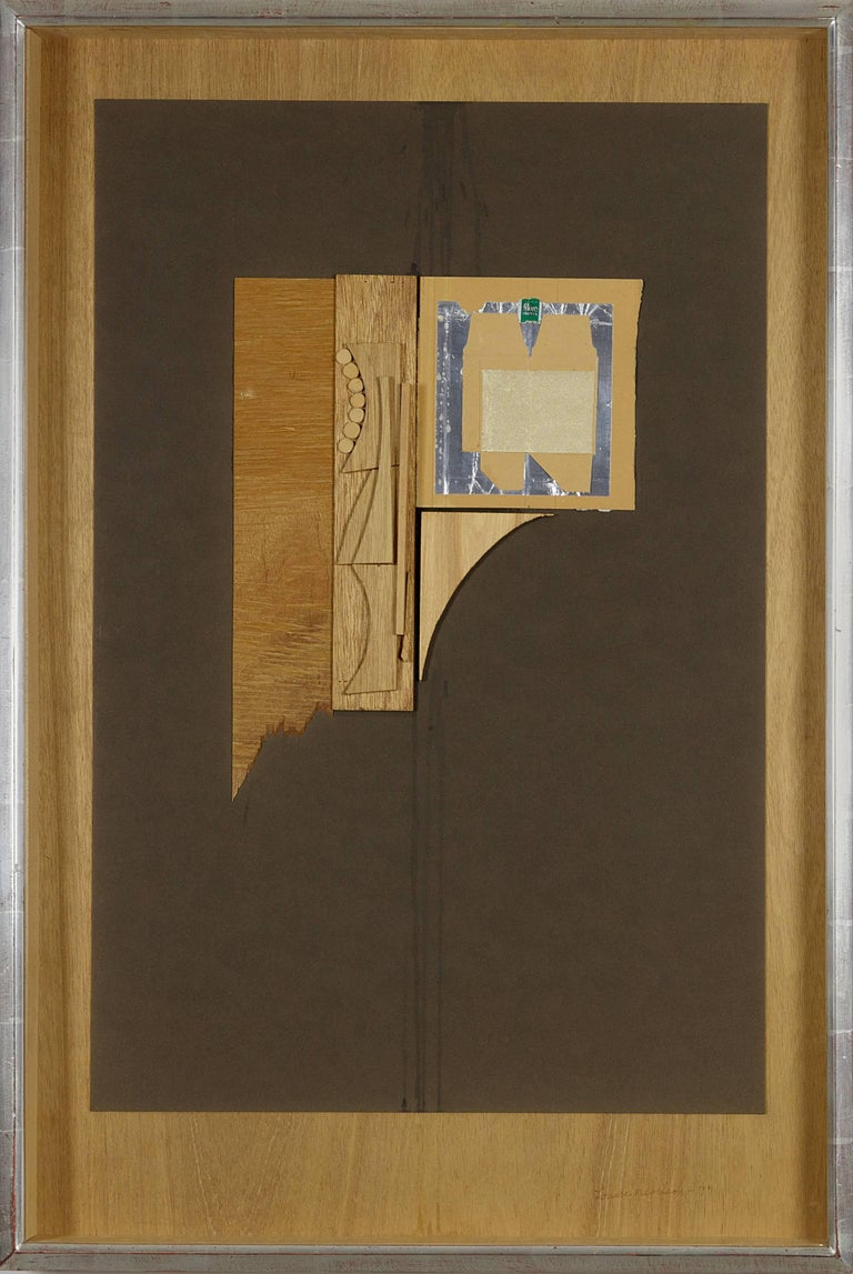 Untitled  - Mixed Media Art by Louise Nevelson