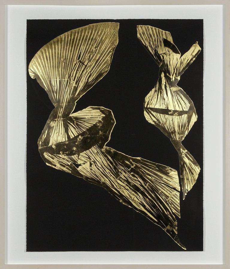 Lynda Benglis Abstract Print - Dual Natures