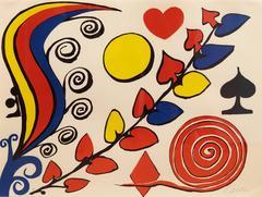 Les Fleurs - Untitled (Spades, Hearts, Diamonds, Clubs)