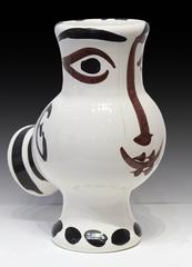 Chouette Visage de Femme (Woman-Faced Wood-Owl)