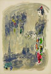 Marc Chagall - Magician of Paris I