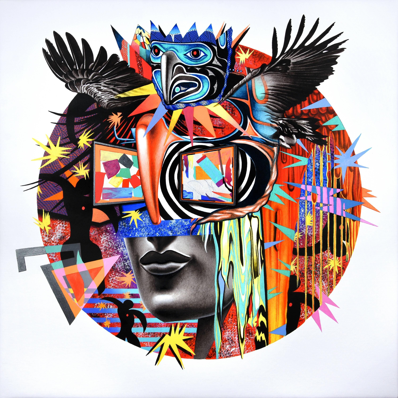 Icarus Mask Remix