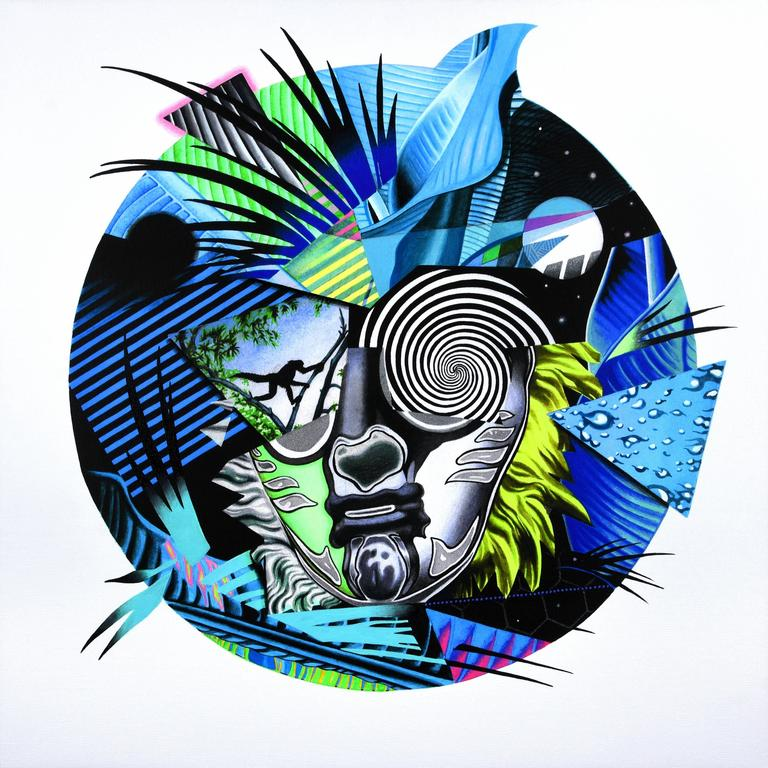Lunar Monkey Mask Remix