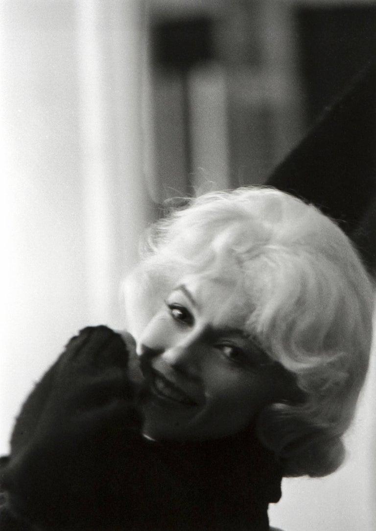 "Lawrence Schiller Portrait Photograph - ""Let's Make Love"", Marilyn Monroe"