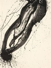 Untitled (Black and White Composition)