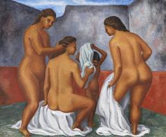 4 Bathers