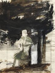 Andrew Wyeth - Cape Coat (Helga)