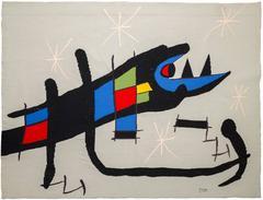 Joan Miró - Night Creature