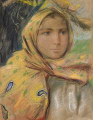 The Yellow Shawl