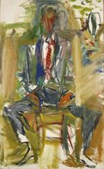 Portrait of Fairfield Porter