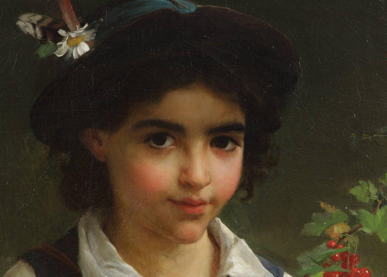 Emile Munier - A Boy H...