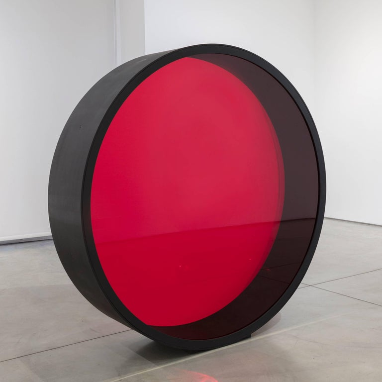 <i>Blood Cinema,</i> 2000, by Anish Kapoor, offered by Heather James Fine Art