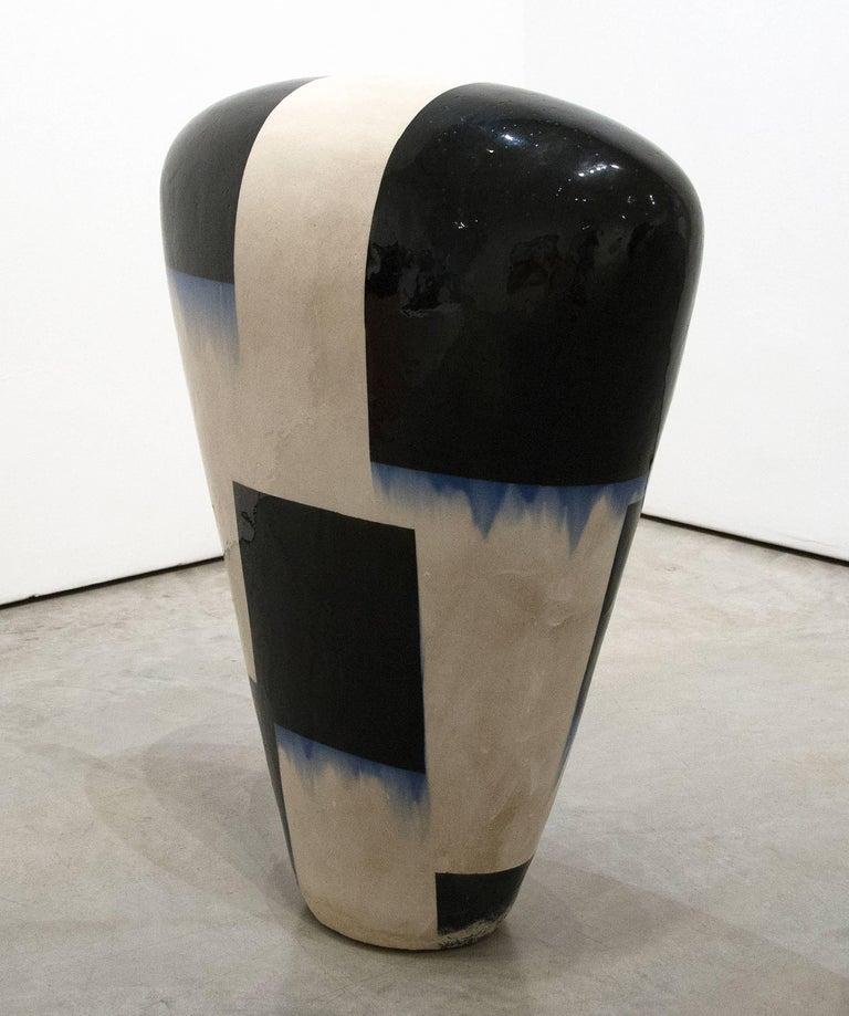 Jun Kaneko Abstract Sculpture - Dango