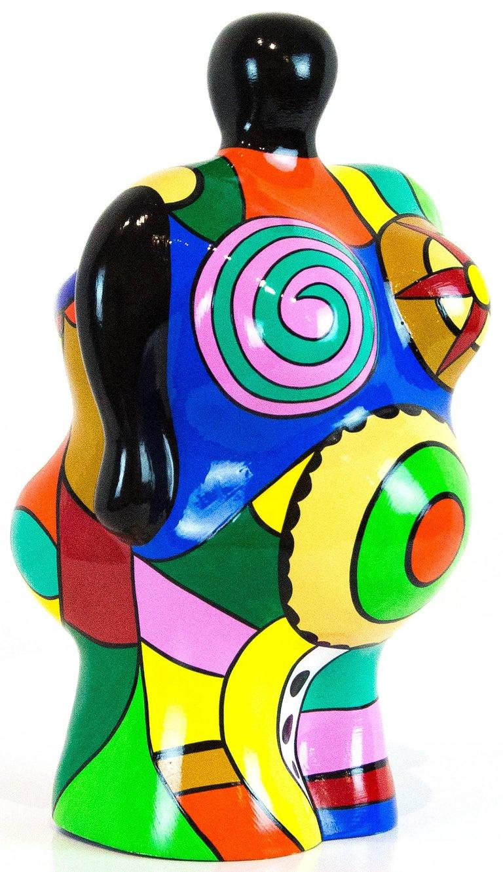 Niki De Saint Phalle California Nana Sculpture Im Angebot Bei 1stdibs
