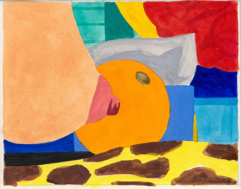 Tom Wesselmann Nude - Study for Bedroom Painting #6