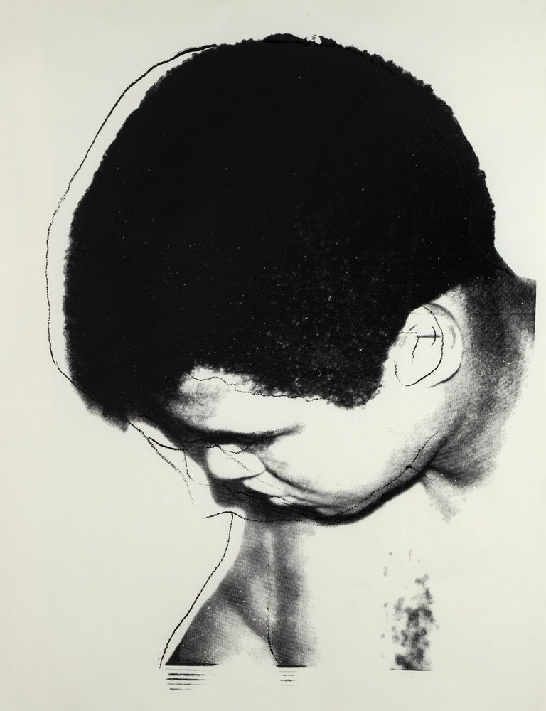 <i>Muhammad Ali</i>, 1978. Offered by Heather James Fine Art