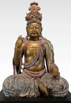 Figure of Maitreya