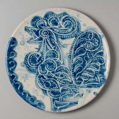 Talavera Plate