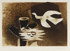 The Bird and It's Nest after Georges Braque
