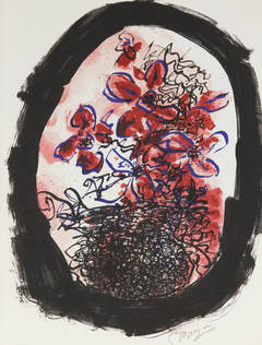 """Frontice Piece for """"Braque Lithographe"""""""