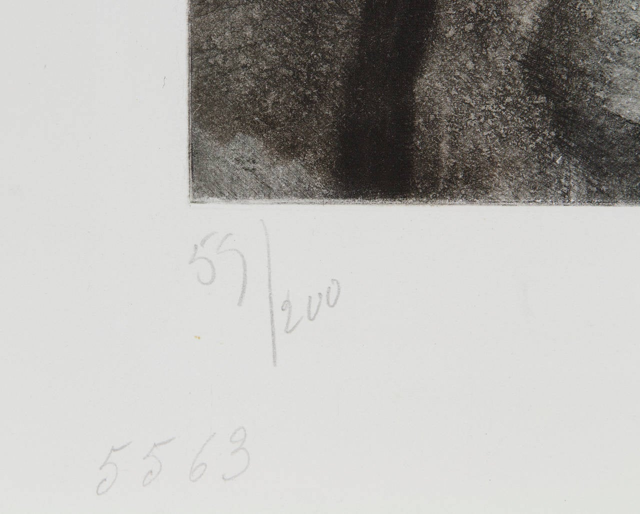 etching and aquatint in colors image: 14 3/4 x 17 3/4 in. sheet: 19 3/4 x 24 5/8 in. Signed in pencil lower right,