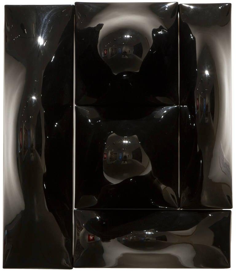 Ron Reihel Abstract Sculpture - Elutheria
