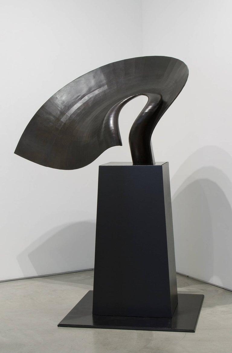 David Curt Morris Abstract Sculpture - Matador's Cape