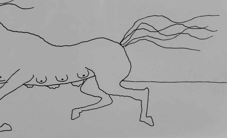 Untitled - Post-War Art by Alexander Calder