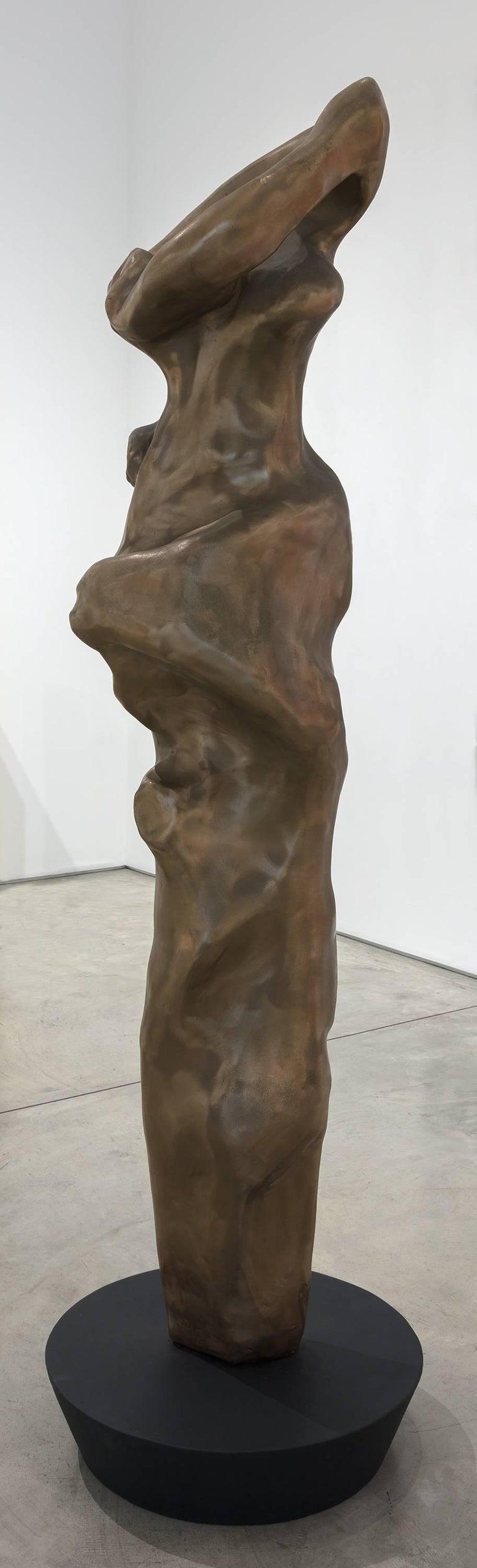 Embrace - Sculpture by Herb Alpert