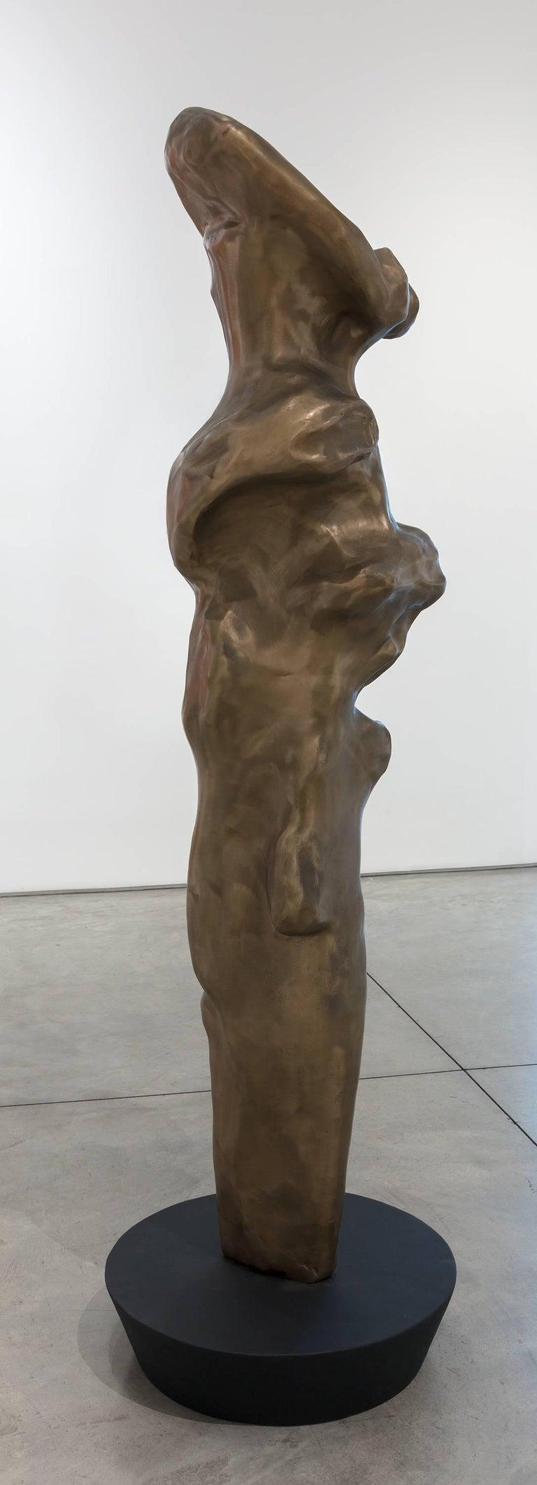 Embrace - American Modern Sculpture by Herb Alpert