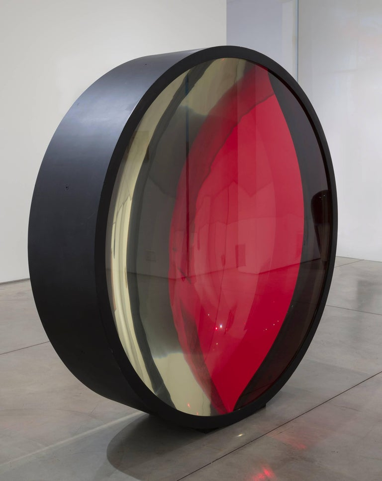 Blood Cinema - Gray Abstract Sculpture by Anish Kapoor