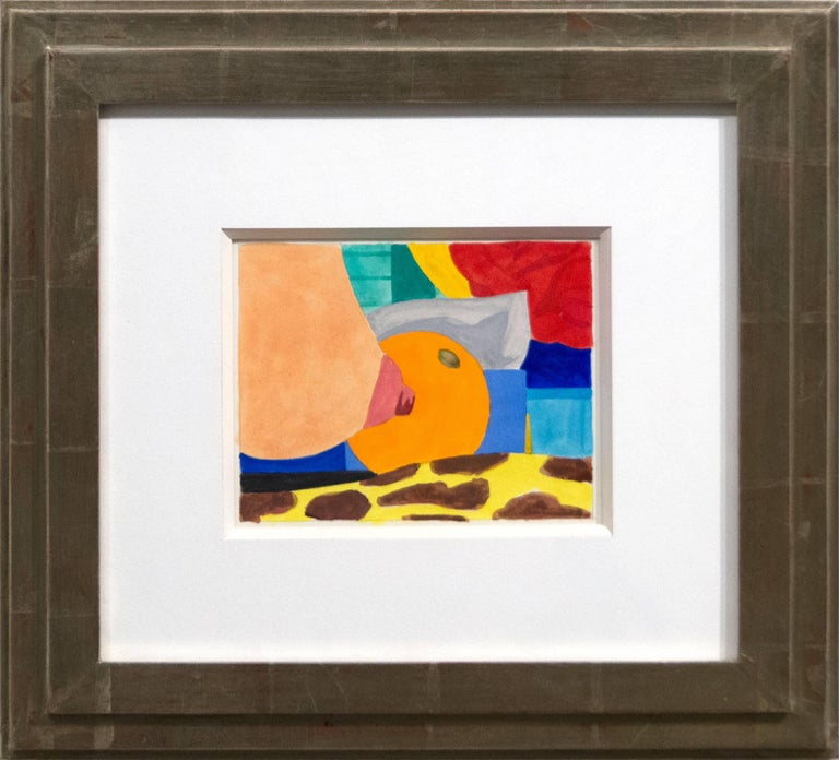 Study for Bedroom Painting #6 - Art by Tom Wesselmann