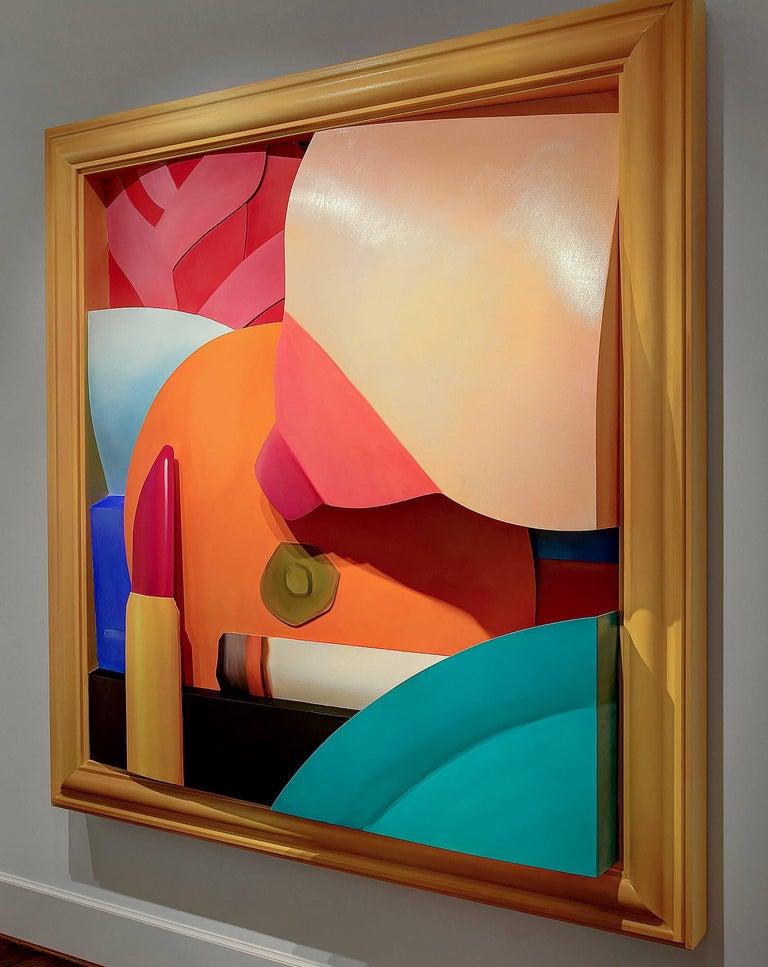 Bedroom Breast - Sculpture by Tom Wesselmann