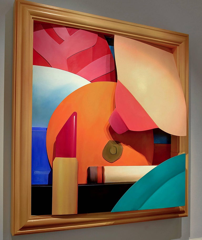 Bedroom Breast - Pop Art Sculpture by Tom Wesselmann
