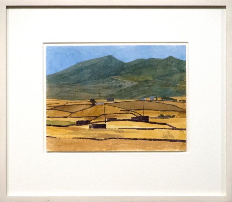 Paros (6/7/96) - Art by Robert Bechtle