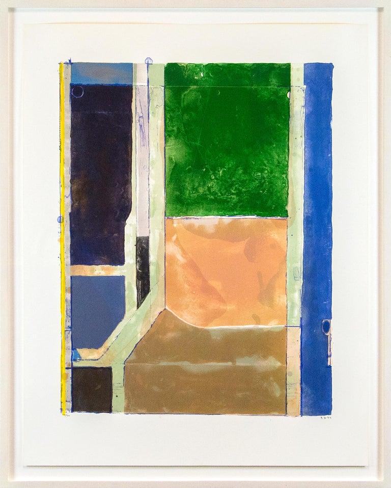 Twelve - Print by Richard Diebenkorn