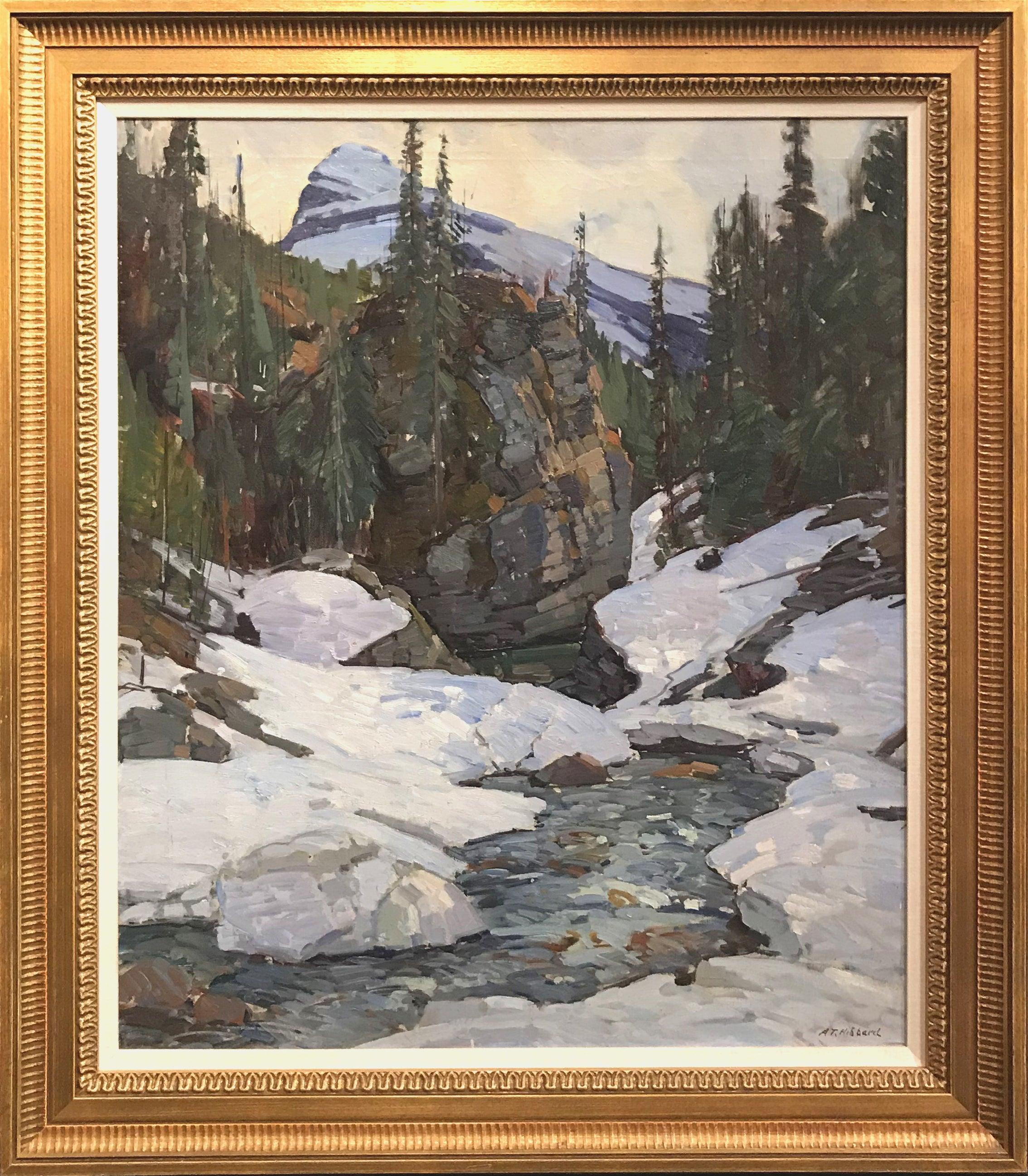Lone Peak, Canadian Rockies
